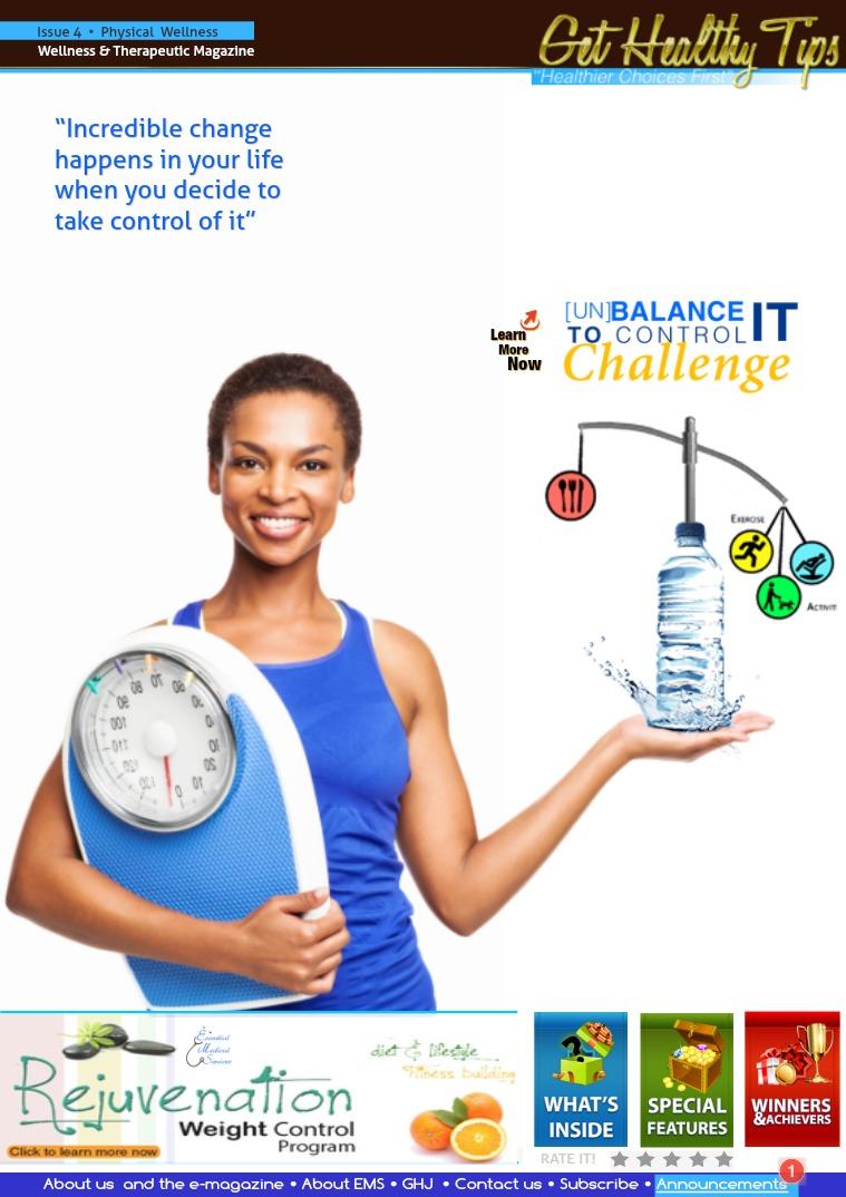 Get Healthy Tips Volume 4