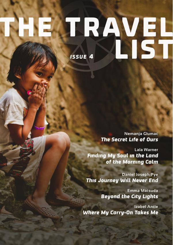The Travellist Issue 4