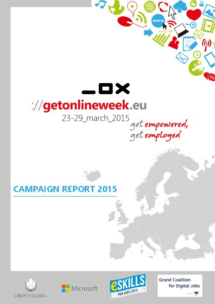 European Get Online Week 2015