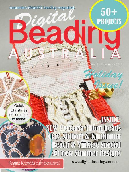 Digital Beading Magazine Issue 7 - December 2013