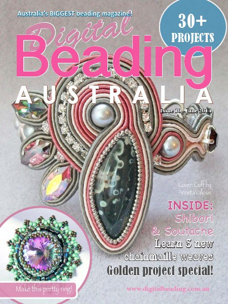 Digital Beading Magazine Issue 10 - June 2014