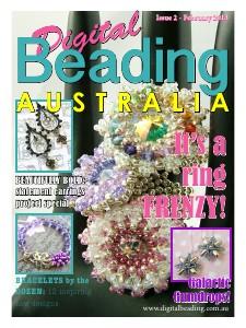Digital Beading Magazine Issue 2 - Feb 2013