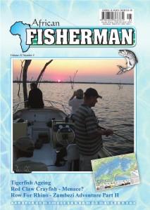 The African Fisherman Magazine Volume 21 # 5