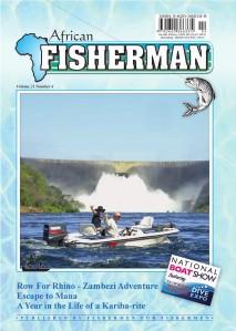 The African Fisherman Magazine Volume 21 # 4