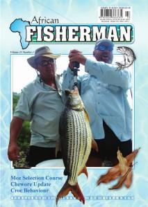 The African Fisherman Magazine Volume 21#3