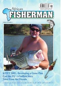 The African Fisherman Magazine Volume 20#6