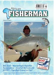 The African Fisherman Magazine Volume 20#5