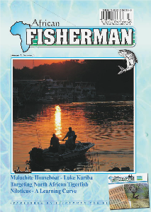 The African Fisherman Magazine Volume 24 # 2