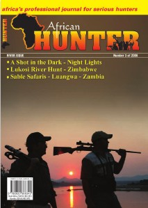 The African Hunter Magazine Volume 14 # 3
