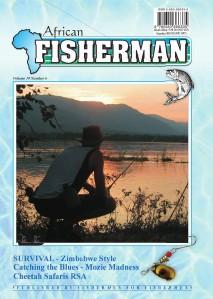 The African Fisherman Magazine Volume 19 # 6