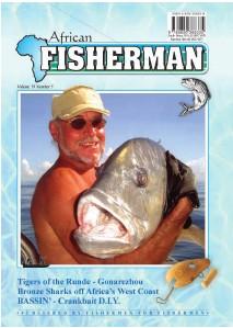 The African Fisherman Magazine Volume 19 # 5
