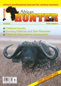The African Hunter Magazine Volume 18 # 3