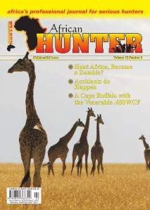 The African Hunter Magazine Volume 18 # 2