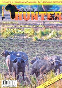 The African Hunter Magazine Volume 17 # 4