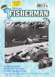 The African Fisherman Magazine Volume 22 # 3