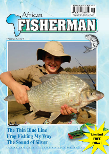 The African Fisherman Magazine Volume 23 # 6