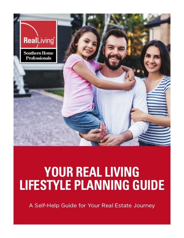 Real Living Real Answers Real Living Lifestyle Planning Guide