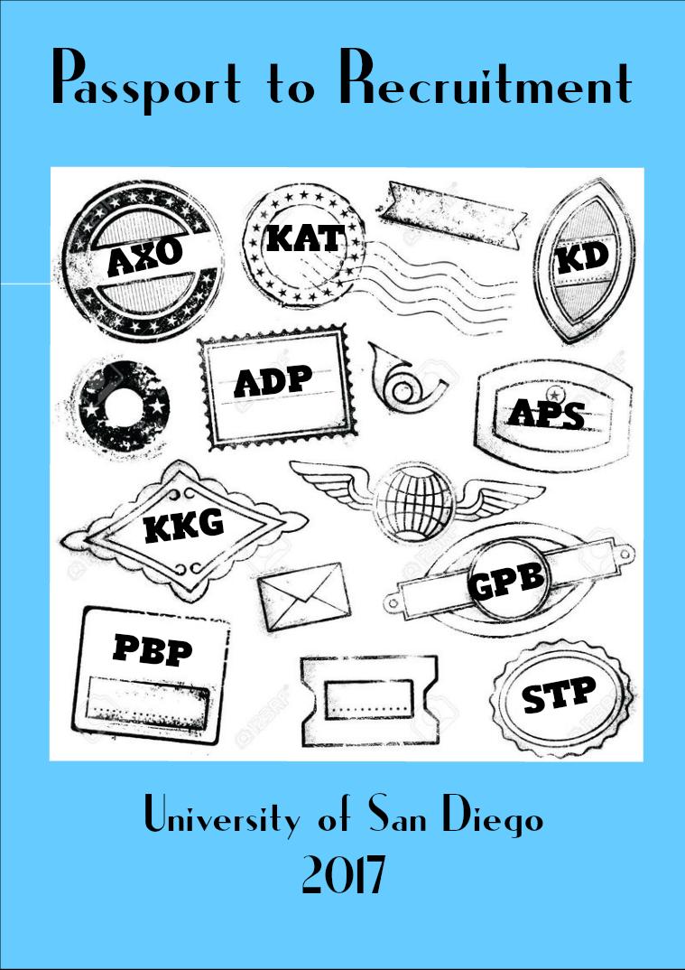 USD Recruitment Handbook Recruitment 2017
