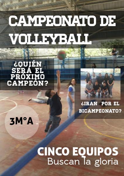 Campeonato de Volley I