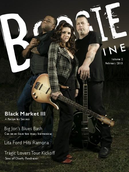 Boogie Magazine Volume 2