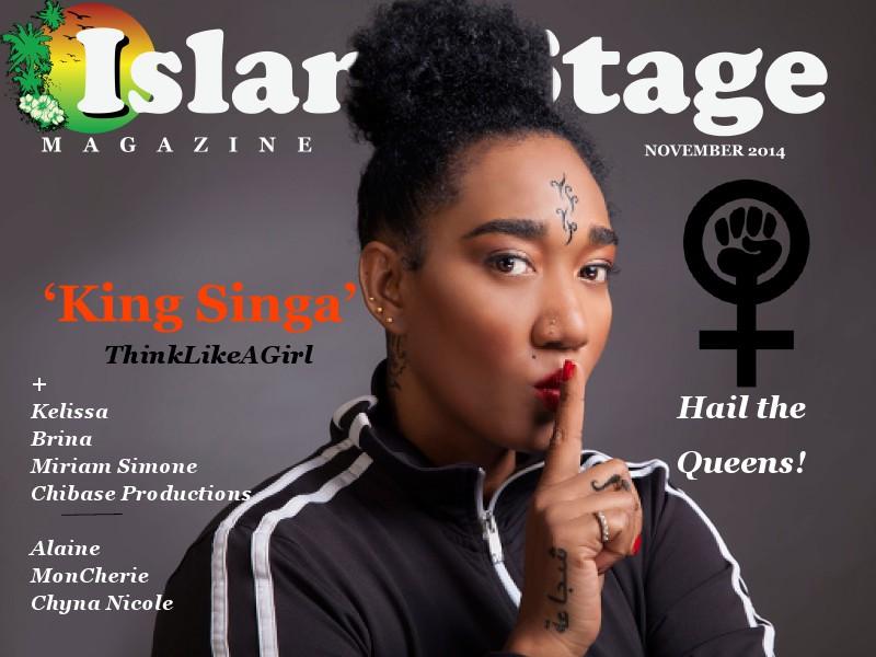 Island Stage Magazine Issue 6 November/December 2014 Issue 6