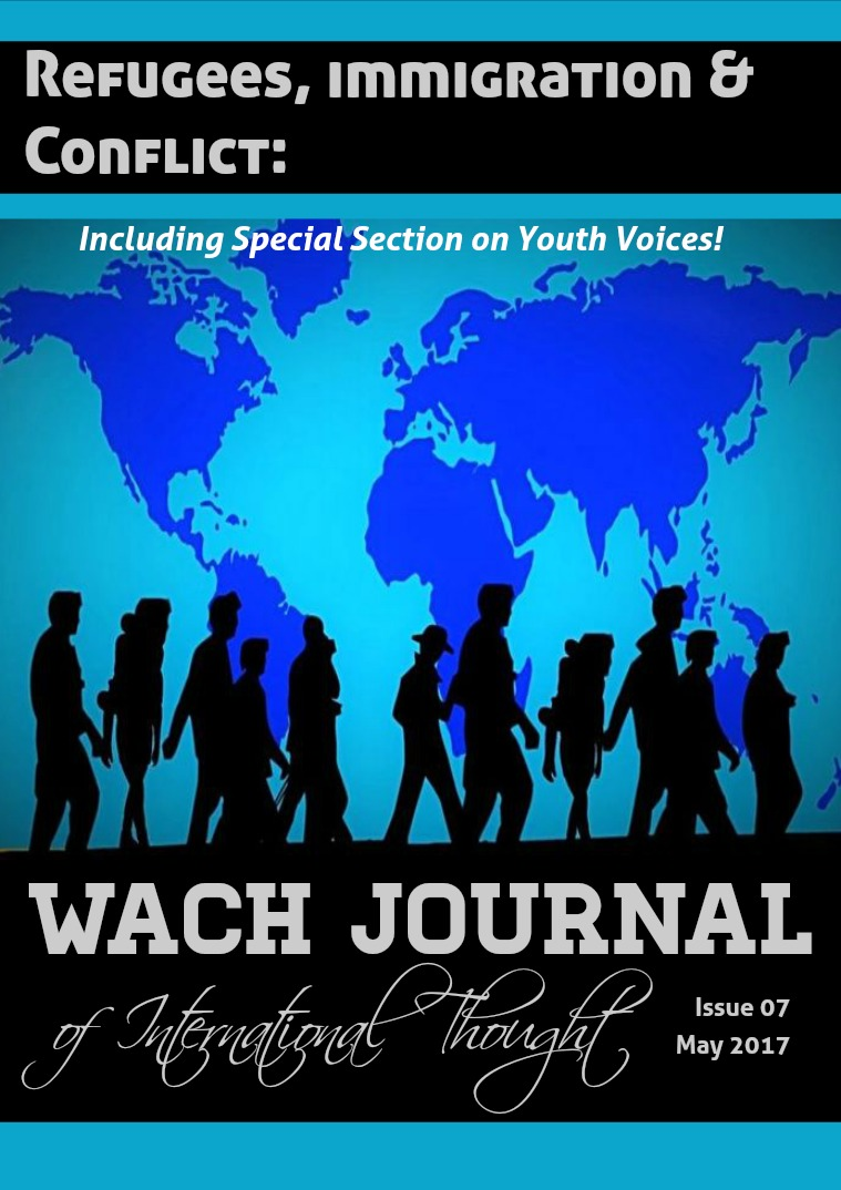 WACH Journal of International Thought Refugees and Immigration