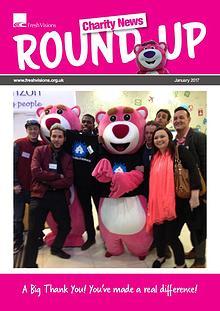 Fresh Visions - Charity News RoundUp - Jan 17