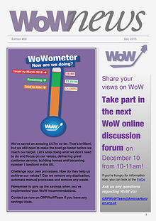 WoW News - Edition 9