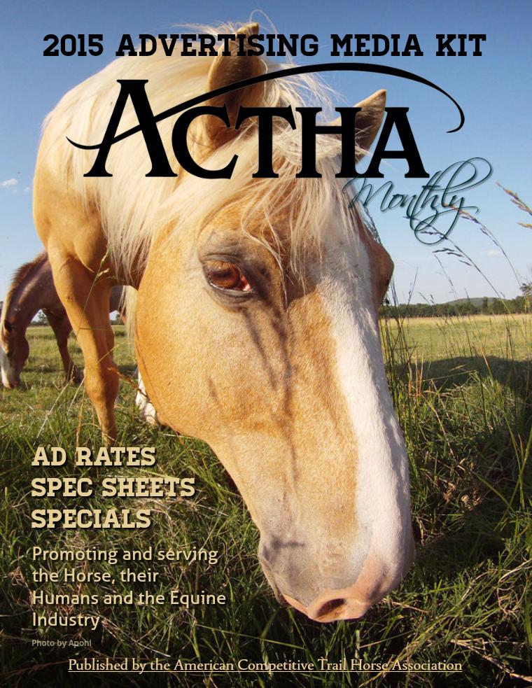 ACTHA Monthly Media Kit