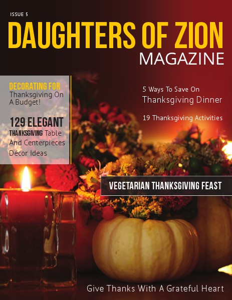 DAUGHTERS OF ZION MAGAZINE Issue 5