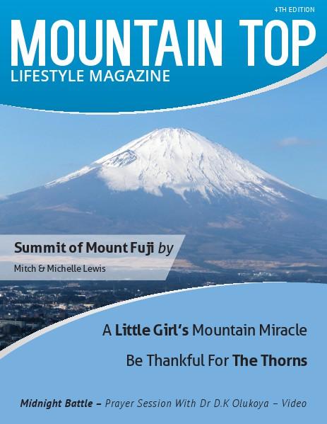 MOUNTAIN TOP LIFESTYLE MAGAZINE 4TH EDITION