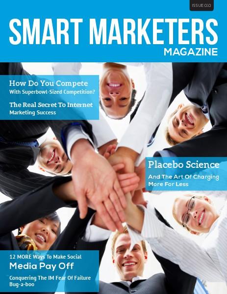 SMART MARKETERS MAGAZINE ISSUE 010