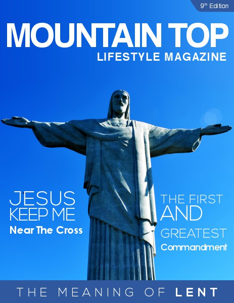 MOUNTAIN TOP LIFESTYLE MAGAZINE 9TH Edition