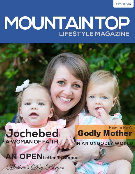 MOUNTAIN TOP LIFESTYLE MAGAZINE 11TH Edition
