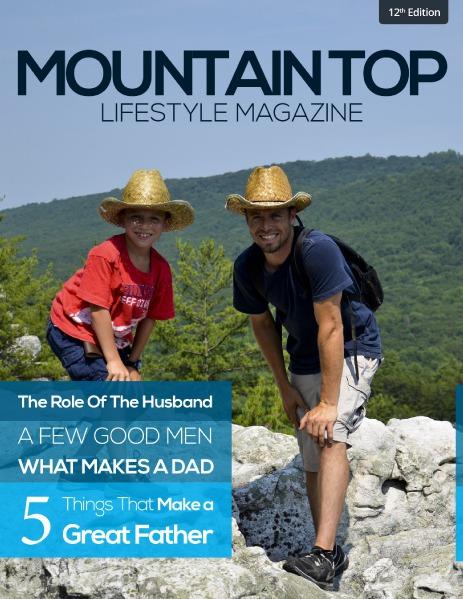 MOUNTAIN TOP LIFESTYLE MAGAZINE 12th Edition