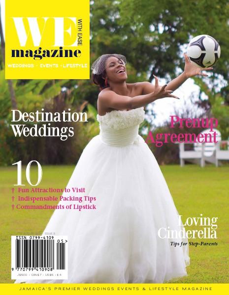 WE Magazine - Issue 5 - August 2014