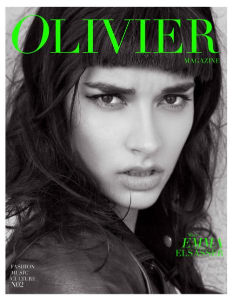 OLIVIER MAGAZINE NO2