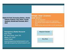 Research Report Digital Oil Field Technology Market 2013 - 2019