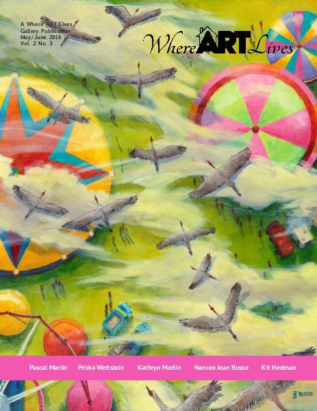 Where ART Lives Magazine Volume 2 Number 3
