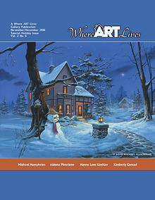 Where ART Lives Magazine