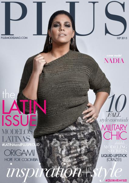 PLUS MODEL MAGAZINE - September 2015 Latin Issue