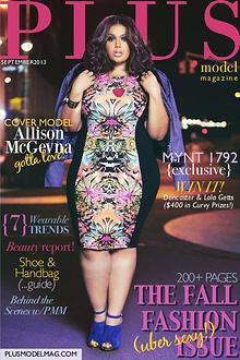 PLUS Model Magazine - Archives - 2011