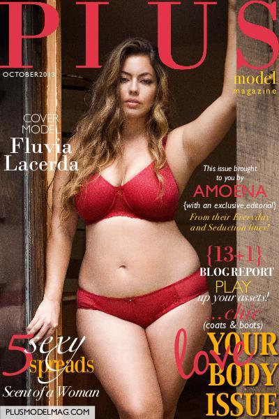 PLUS Model Magazine - Archives - 2011 PLUS Model Magazine - October 2013