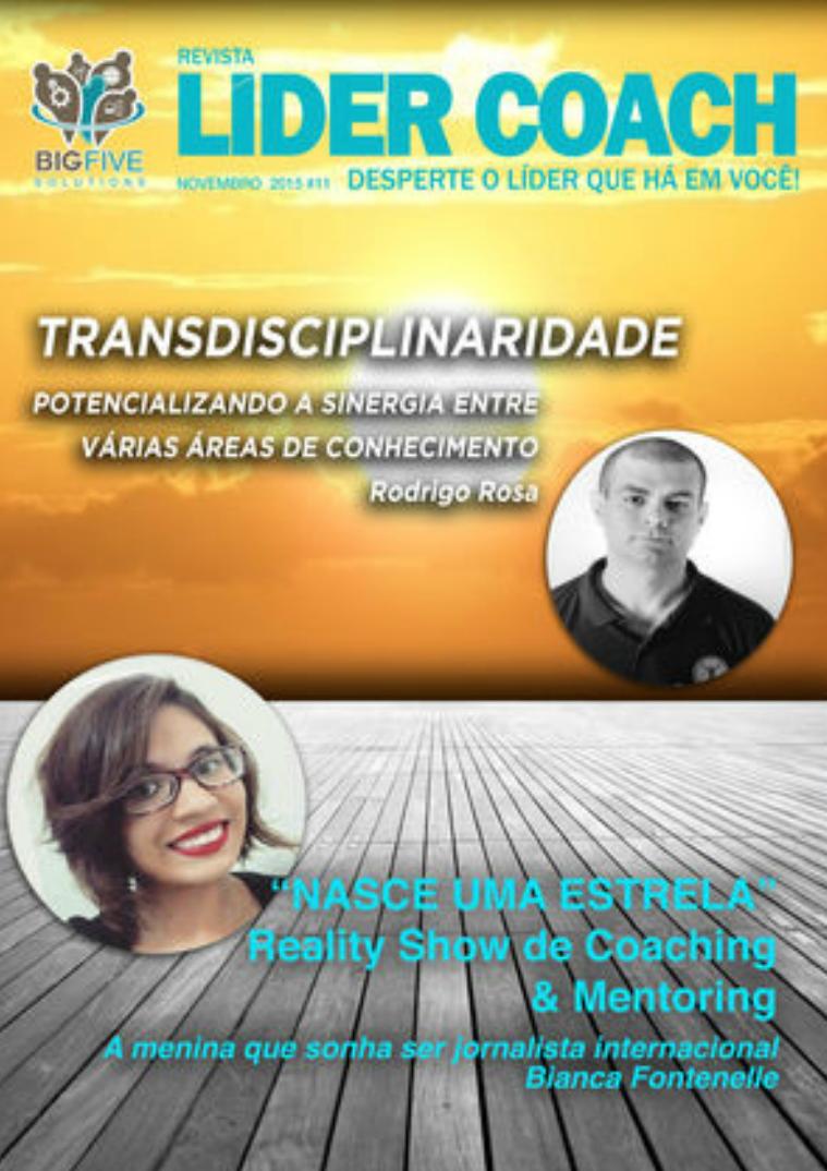 Revista Líder Coach NOVEMBRO DE 2015 #11