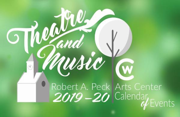 CWC Art Center Calendar of Events 2019-2020