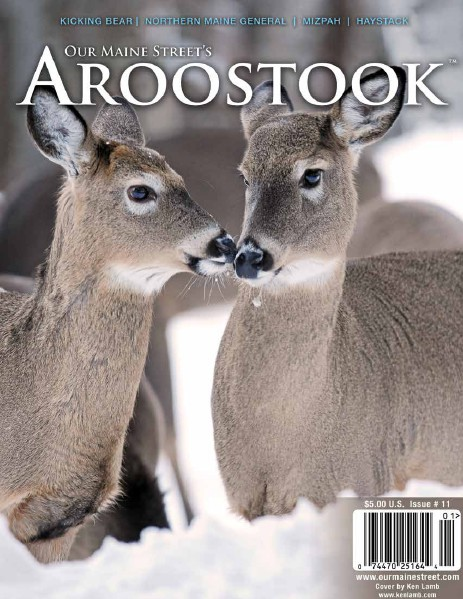 Our Maine Street's Aroostook Issue 11: Winter 2012