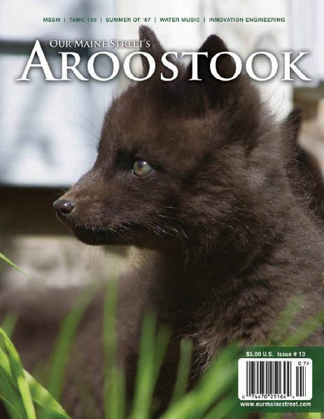 Our Maine Street's Aroostook Issue 13 : Summer 2012