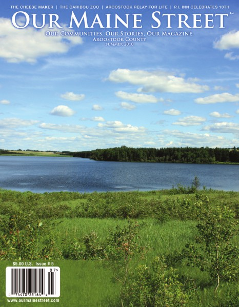 Issue 5 : Summer 2010