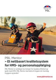 PBL Mentor høst 2016