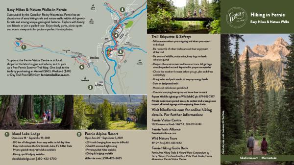 Hiking in Fernie Easy Hikes & Nature Walks